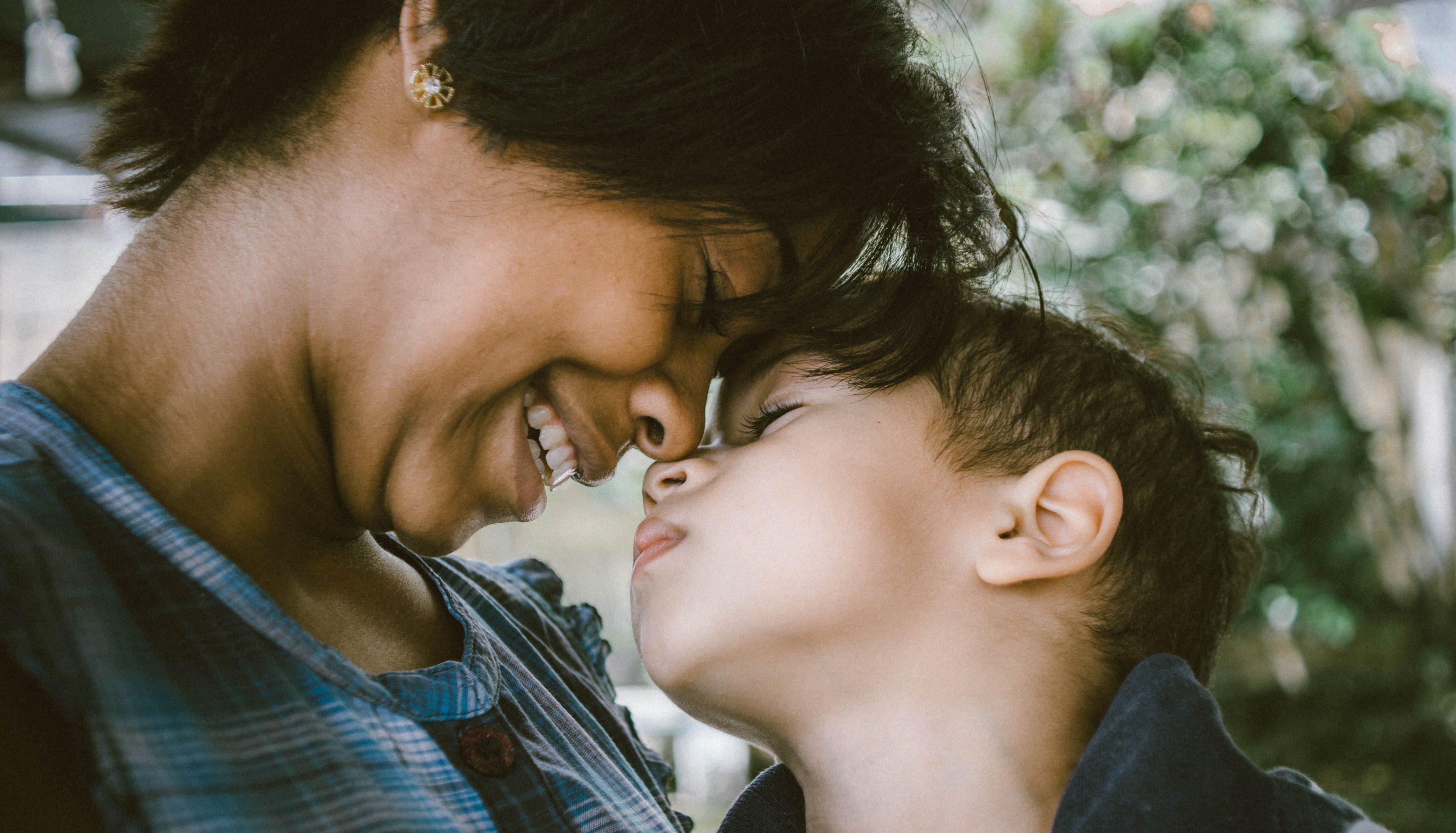 veiligheid voor kinderen. geborgenheid traumaverwerking